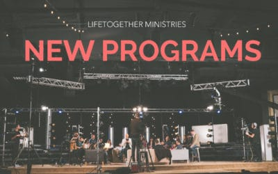 Lifetogether New Programs & Offerings